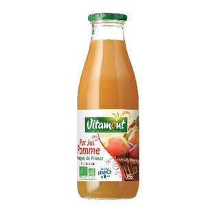 Jus Pomme Verger De France  75 Cl Vitamont