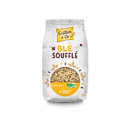 Ble Souffle  200g Grillon Or