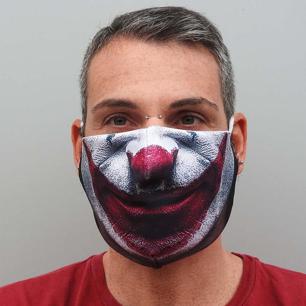 Mascherina Joker