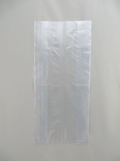 LPDE Clear Poly Bags (8