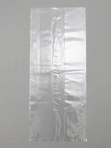 LDPE Clear Poly Bags (10