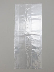 "Clear Poly Bag (10"" x 8"" x 24"")"