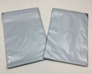 "White Heavy Duty Poly Mailer (9"" x 12"" + 1.5"" Self Seal Lip)"