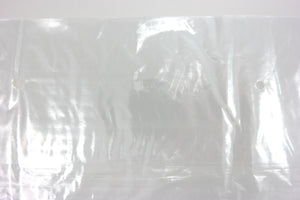 "LDPE Clear Poly Vented Bags (10"" x 8"" x 24"")"