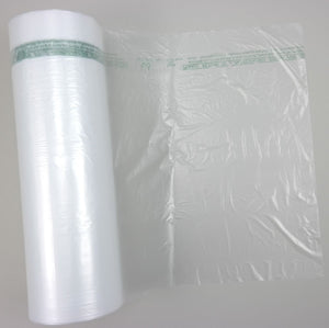 "Produce Roll Bags with Child Warning (12"" x 20"")"