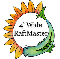 RaftMaster™ Frame for Deep Water Culture 4' Wide