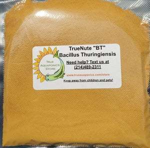 "TrueNute ""BT"" Bacillus Thuringiensis Caterpiller Killer"