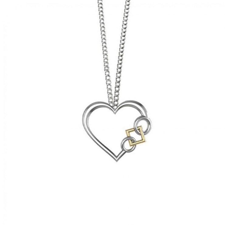 EMBRACE THE DIFFERENCE® HEART PENDANT