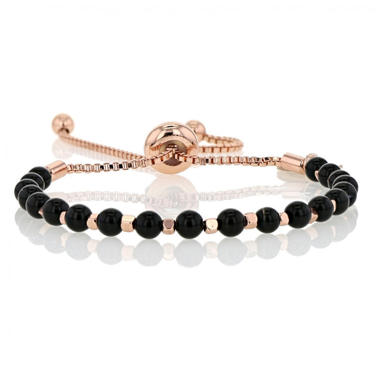 Embrace the Difference® Bolo Bracelet - Black Onyx