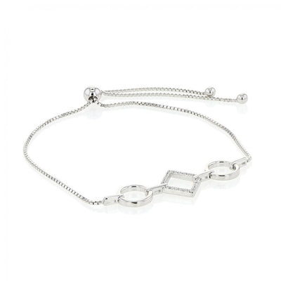 Embrace The Difference® Bolo Bracelet - Linear Collection