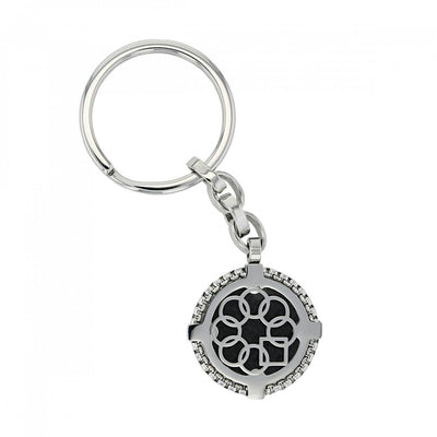 "EMBRACE THE DIFFERENCE® ""COMPASS"" KEYCHAIN"