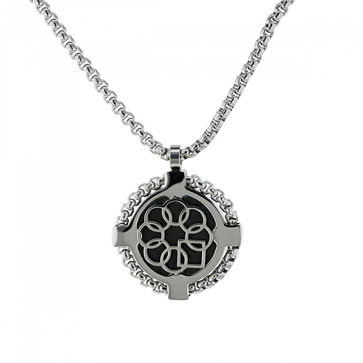"EMBRACE THE DIFFERENCE®  UNISEX PENDANT - ""COMPASS"" Collection"