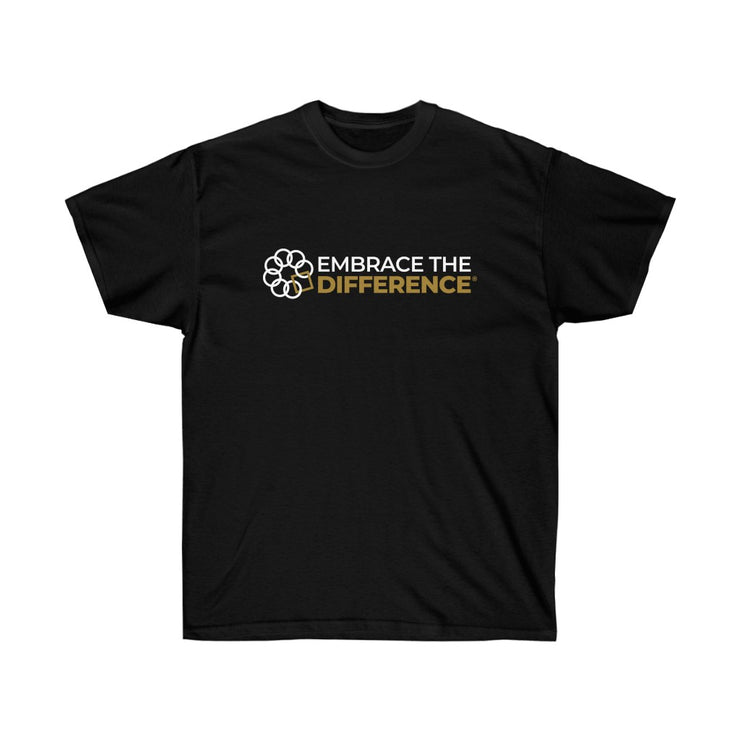 ORIGINAL Embrace the Difference® Unisex S/S Shirt