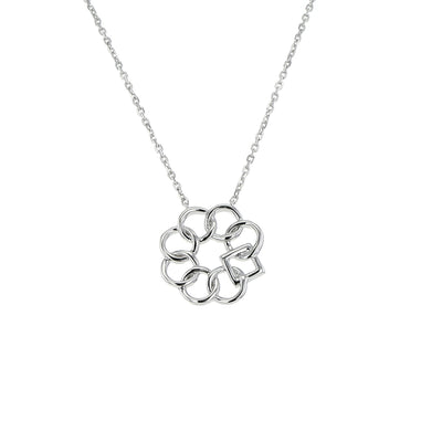 Embrace the Difference® Simply Classic Mini Pendant - Sterling Silver