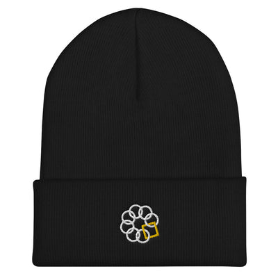 Embrace the Difference® Logo Cuffed Beanie - more colors available