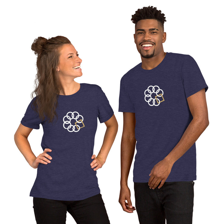 Embrace the Difference® Classic Logo Short-Sleeve Unisex T-Shirt - more colors available