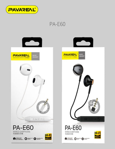 PAVAREAL PA-E60 Ear Phone