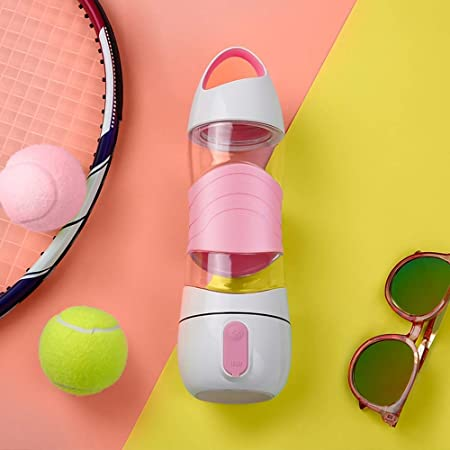 Didi Water Bottle With Humidifier
