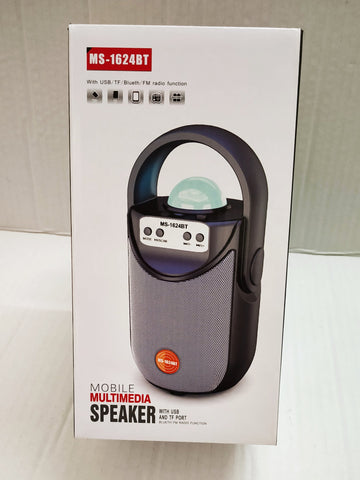 MS-1624BT Wireless Bluetooth Speaker