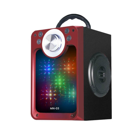 MN-03 BLUETOOTH PORTABLE SPEAKER