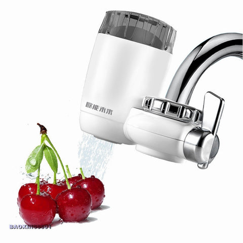 Faucet water purifier small