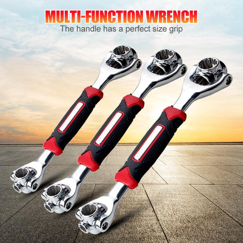 Tiger Wrench 52 in 1 Spanner