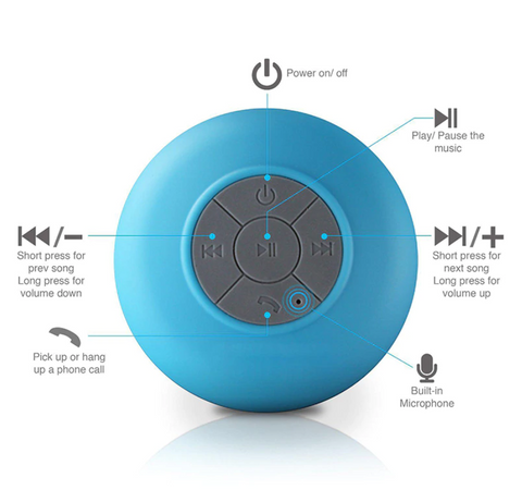 Q6 Bluetooth Mini Speaker