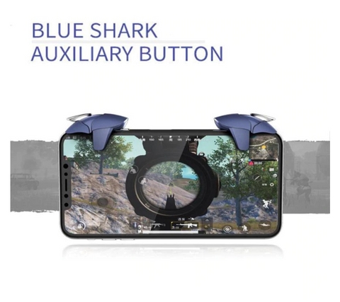 Blue Shark Trigger for PUBG Gamepads