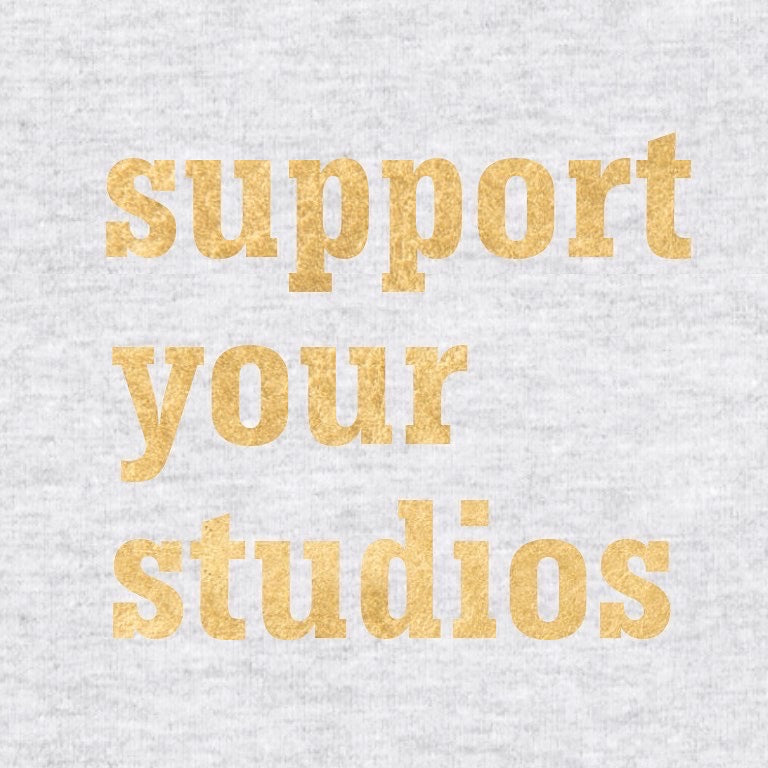 Support Your Studios