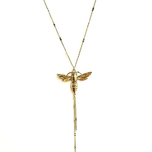 Collier Frelon Doré