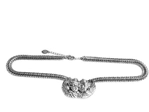 COLLIER ANGEL ARGENT