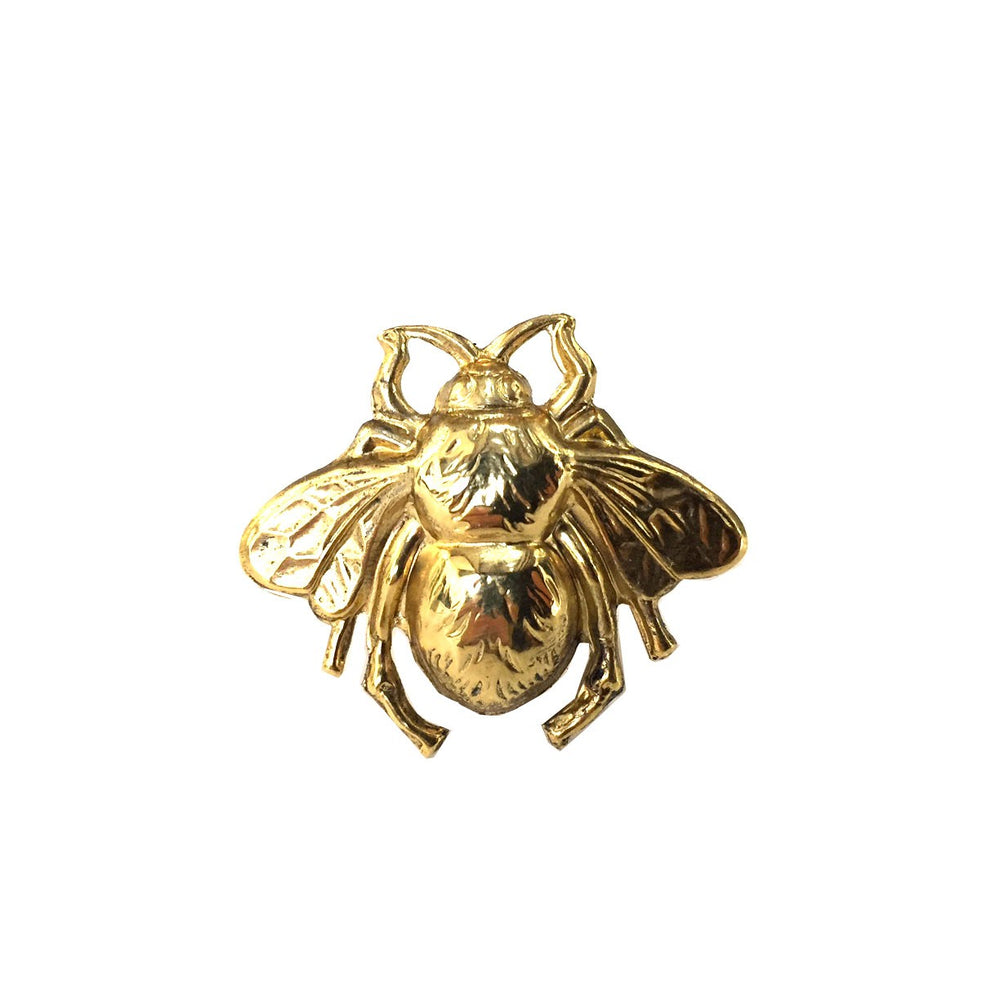 BAGUE BEE DOREE