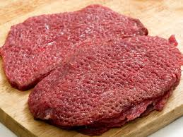 Tenderized Round Steak