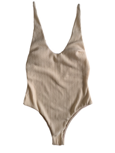 Waiheke One-piece (Cream)