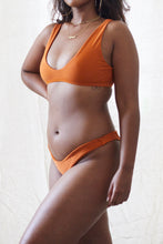 Load image into Gallery viewer, Limited Edition Long Bay Top (Burnt Orange)