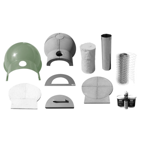 Mila 60 kit - with  Cotswald green shell (Was £1020)