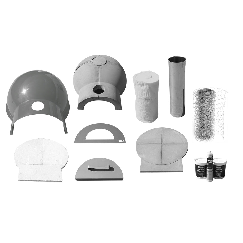 Mila 60 kit - with light grey shell