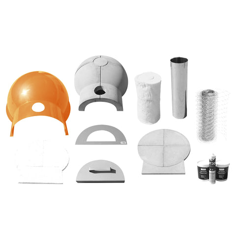 Mila 60 kit - with orange shell (Was £1020)