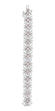 Foliole Oval Marquee Bracelet