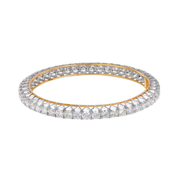 Diamond Runner Bangle