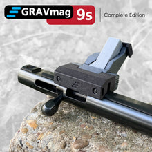 Load image into Gallery viewer, GRAVmag 9s Magazine For Crosman 2240 2250 Steel Breech and Benjamin Discovery