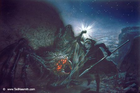 Melkor vs Ungoliant