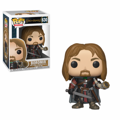 figurine pop boromir