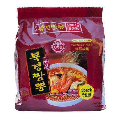 Ottogi Spicy Seafood Noodle