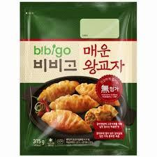 CJ Bibigo Spicy Pork & Vegetable Gyoza