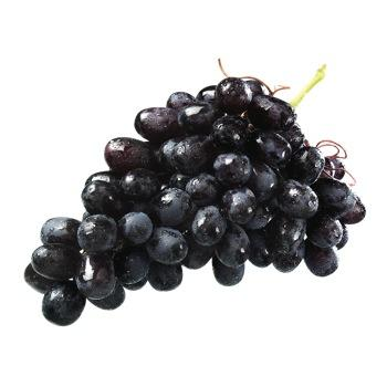Black Seedless Grape - per lb