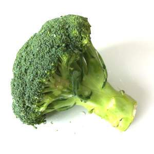 Organic Broccolli - each