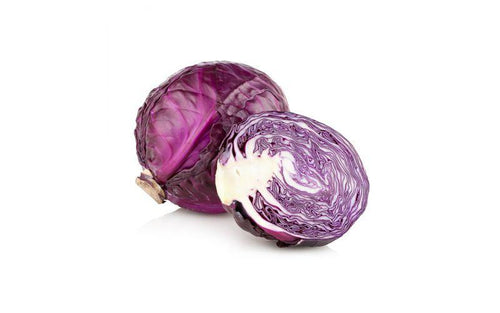 Organic Red Cabbage - each