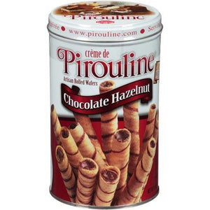 Pirouline Rolled Wafers Snack