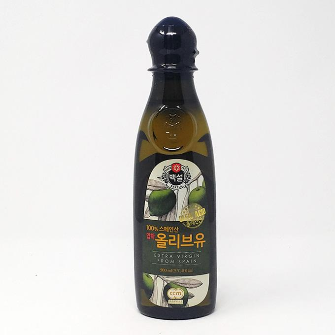 Beksul Extra Virgin Olive Oil